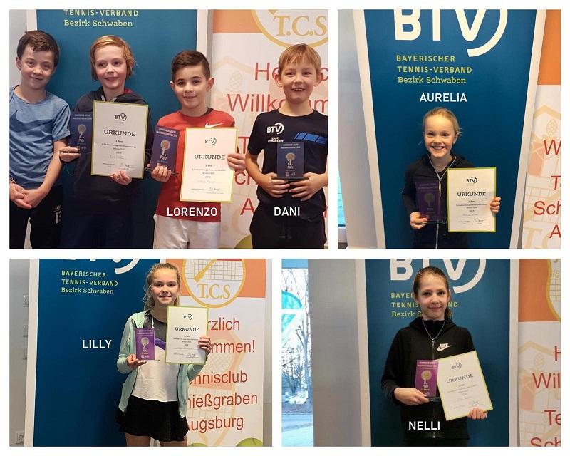 Erfolge Bei Den Schwäbischen Jugendmeisterschaften