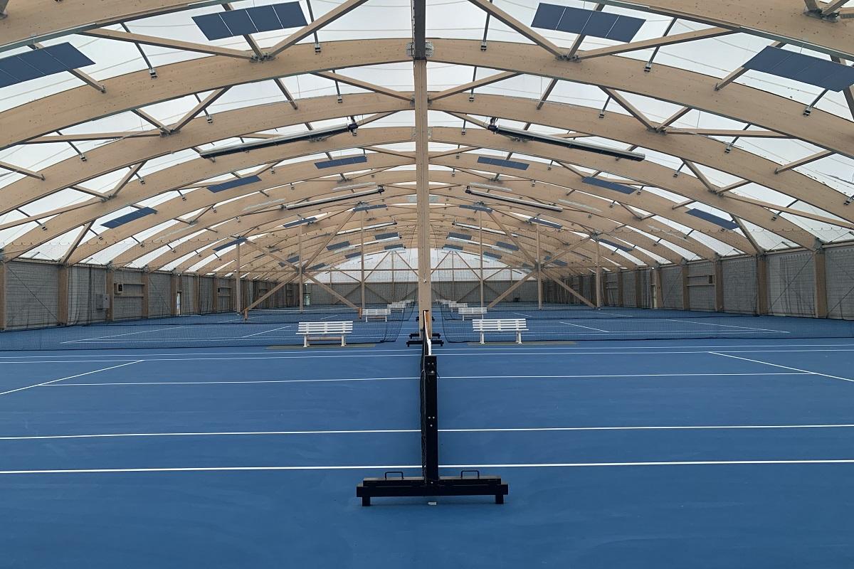 Lockdown Light: Tennishalle Darf Geöffnet Bleiben!